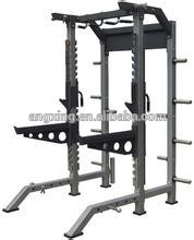 custom made weight bench with squat rack Chinese Squat Rack