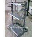 custom Metal retail store fixtures display racks