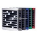 Hot selling products of metal golf ball display rack golf club rack