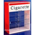 Clear Acrylic Cigarette Display Shelves