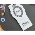 Golden hang tags wholesale&hang tags