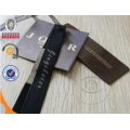 Fashion Design Printed Clothing tags & Folding Hang Tag for Cloth Price Tags