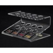 Acrylic Cosmetic Tabletop Display Stand 008