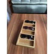 Bamboo Tray for Sunglasses, New Design